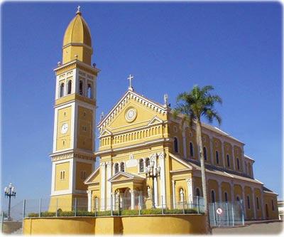 Estados  do Brasil Igrejas-curitiba